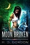 Moon Broken (The Wolf Wars, #2)