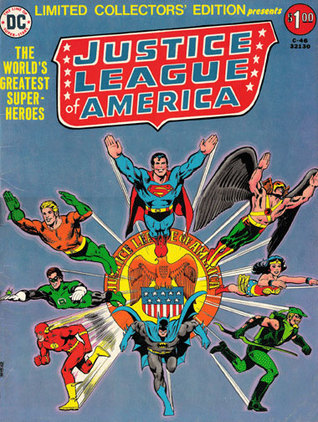 Limited Collector's Edition C-46: Justice League of America