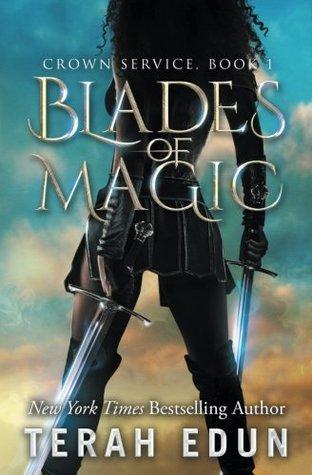 Blades of Magic (Crown Service, #1)