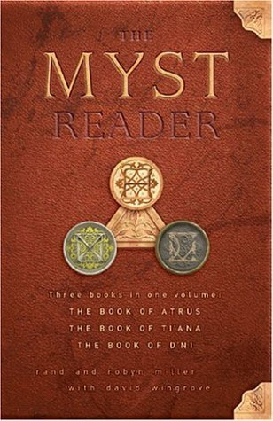 The Book Of Dni Myst 3 By Rand Miller