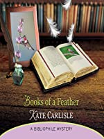 Books of a Feather (Bibliophile Mystery, #10)  (Audiobook)