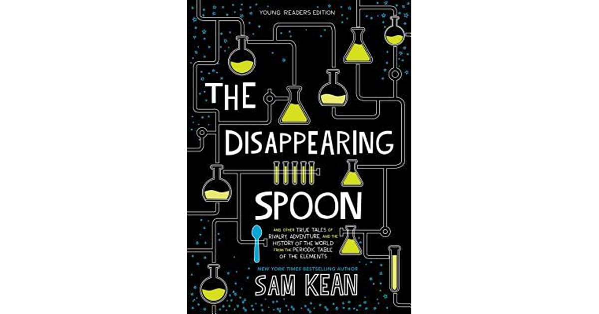 disappearing spoon audiobook