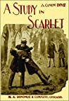 A Study in Scarlet (Sherlock Holmes, #1) audiobook download free