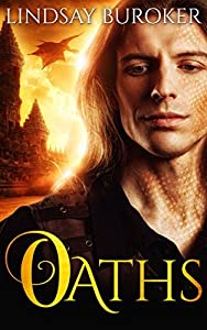 Oaths (Dragon Blood, #8)