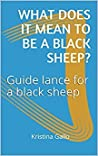 What does it mean to be a black sheep?