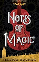 Notes of Magic (The Bohemians, #1)