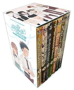 A Silent Voice Complete Series Box Set (Koe no Katachi, #1-7)