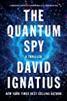 The Quantum Spy: A Thriller-book cover
