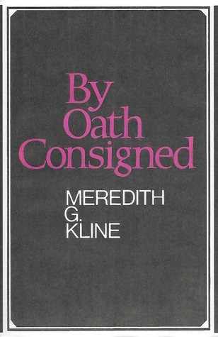 By Oath Consigned: A Reinterpretation of the Covenant Signs of Circumcision and Baptism