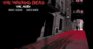 The Walking Dead: The Alien Image