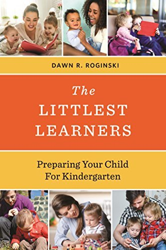 The Littlest Learners  Preparing Your Child for Kindergarten