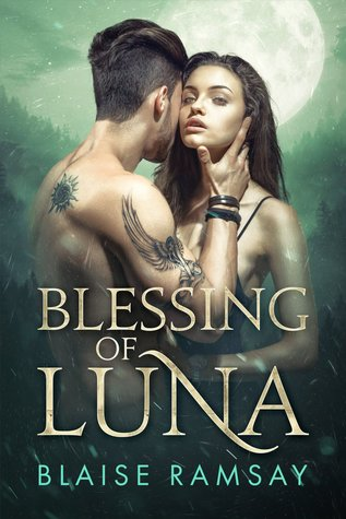 Blessing of Luna (Wolfgods. #1)