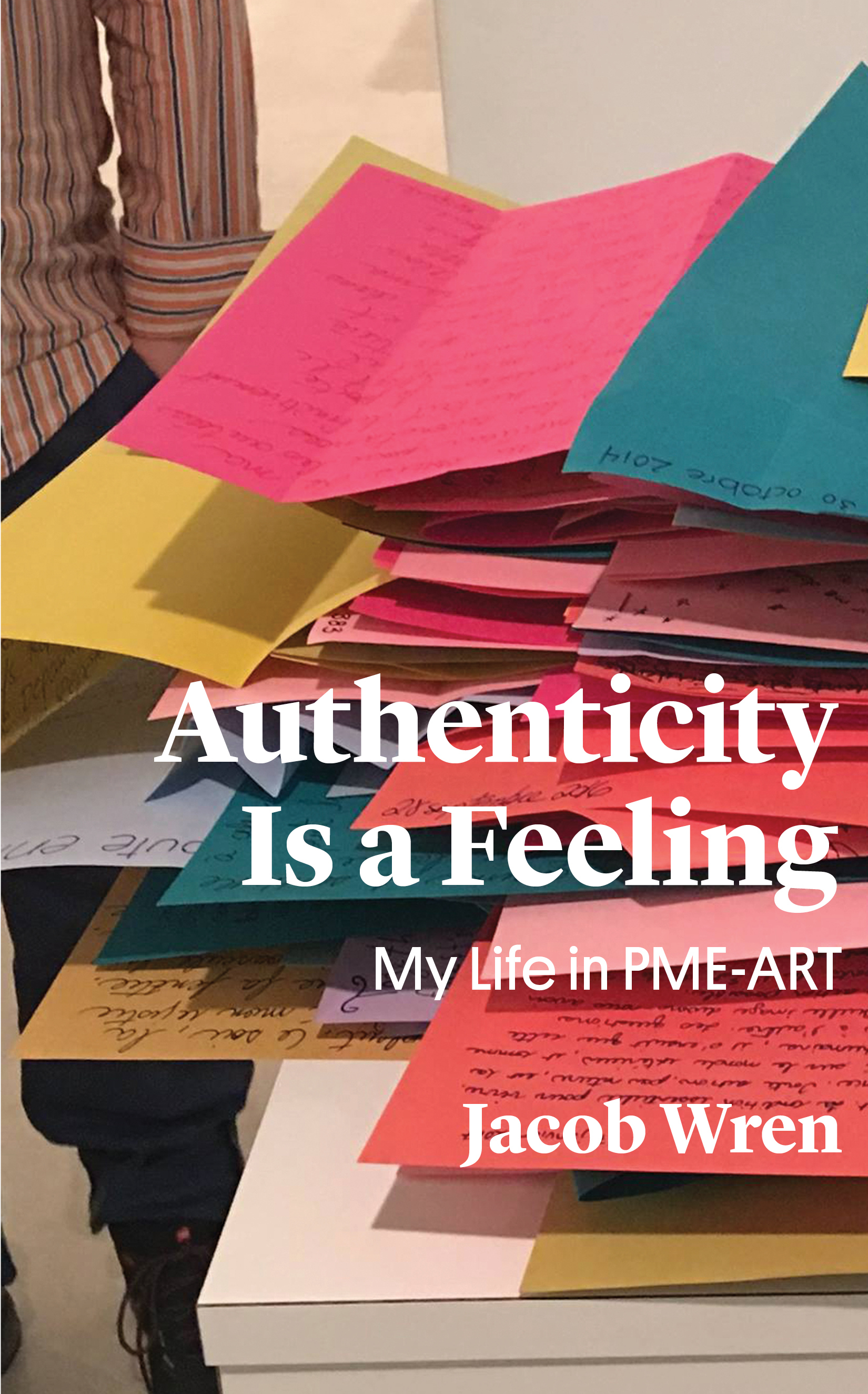 Authenticity is a Feeling My Life in PME-ART