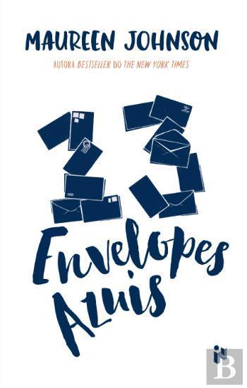 13 Envelopes Azuis