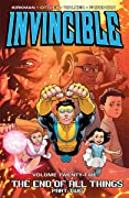 Invincible, Vol. 25: The End of All Things, Part Two