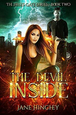 The Devil Inside (Hell's Gate #2)