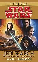 Jedi Search: Star Wars (The Jedi Academy Volume 1)