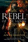 Book cover for Rebel of the Sands (Rebel of the Sands, #1)