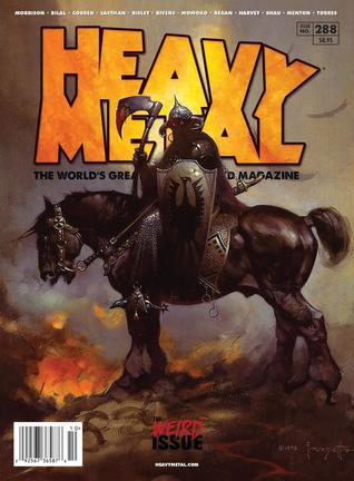 Heavy Metal Magazine #288