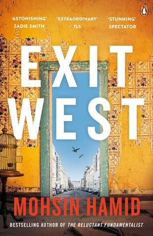 Exit West UK book cover