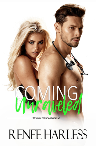 Coming Unraveled (Welcome to Carson, #5)