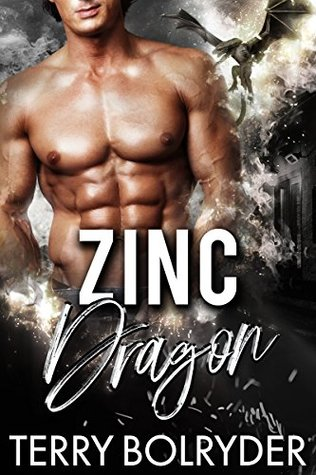 Zinc Dragon by Terry Bolryder