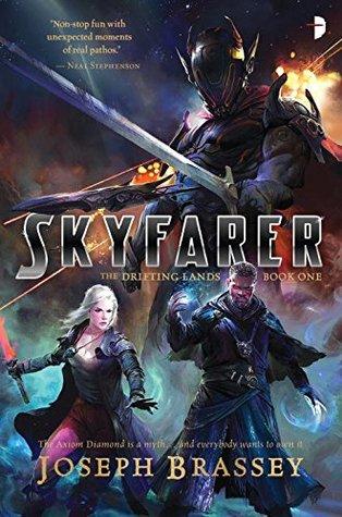Skyfarer (The Drifting Lands, #1)