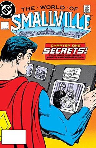 World of Smallville (1988) #1 John Byrne, Petra Scotese, Alfredo Alcalá, Kurt Schaffenberger