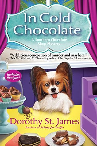 In Cold Chocolate by Dorothy St. James