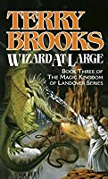 Wizard at Large (Magic Kingdom of Landover, #3)