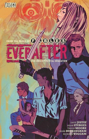 Everafter, Vol. 2: The Unsentimental Education