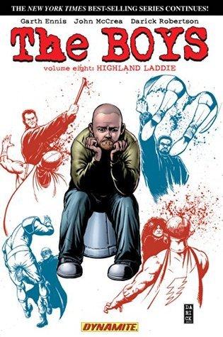 The Boys, Volume 8: Highland Laddie
