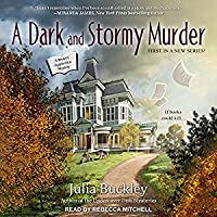 A Dark and Stormy Murder (A Writer's Apprentice Mystery, #1)