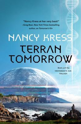Terran Tomorrow (Yesterday's Kin Trilogy, #3)