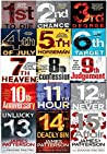 James Patterson Womens Murder Club Series Collection 15 Books Set (1 to 15)