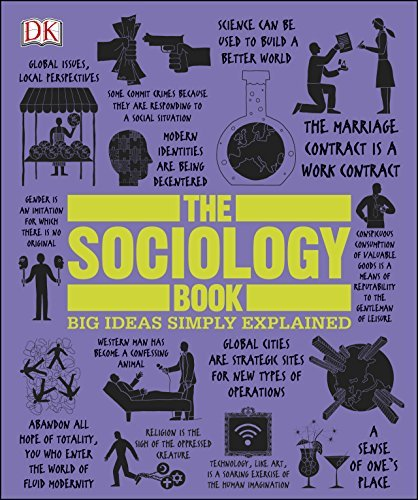 The Sociology Book Big Ideas Simply Explained by DK