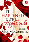 Book cover for It Happened in the Highlands (The Pennington Family, #2)