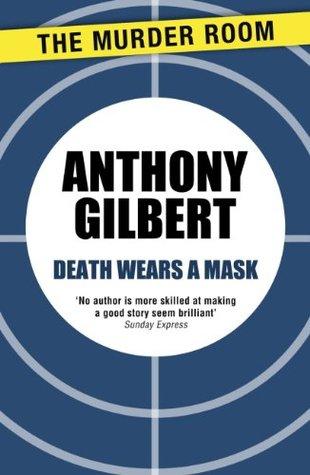 Death Wears a Mask (Mr Crook Murder Mystery)