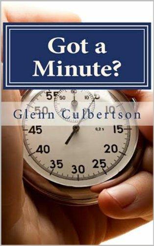 Got a Minute? Glenn Culbertson