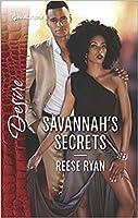 Savannah's Secrets (The Bourbon Brothers, #1)