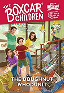 The Doughnut Whodunit (The Boxcar Children Mysteries #146)