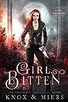 Book cover for Girl, Bitten (Girl, Vampire, #1)