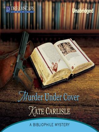 Murder under Cover (Bibliophile Mystery #4)