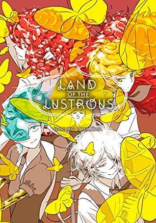 Houseki no Kuni Land of the Lustrous ORIGINAL ART WORK COLLECTION Vol.3