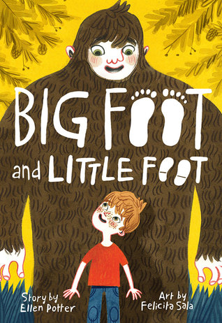 Big Foot and Little Foot (Big Foot and Little Foot #1)