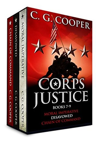 The Corps Justice Series box set 3