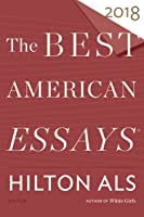 The Best American Essays 2018