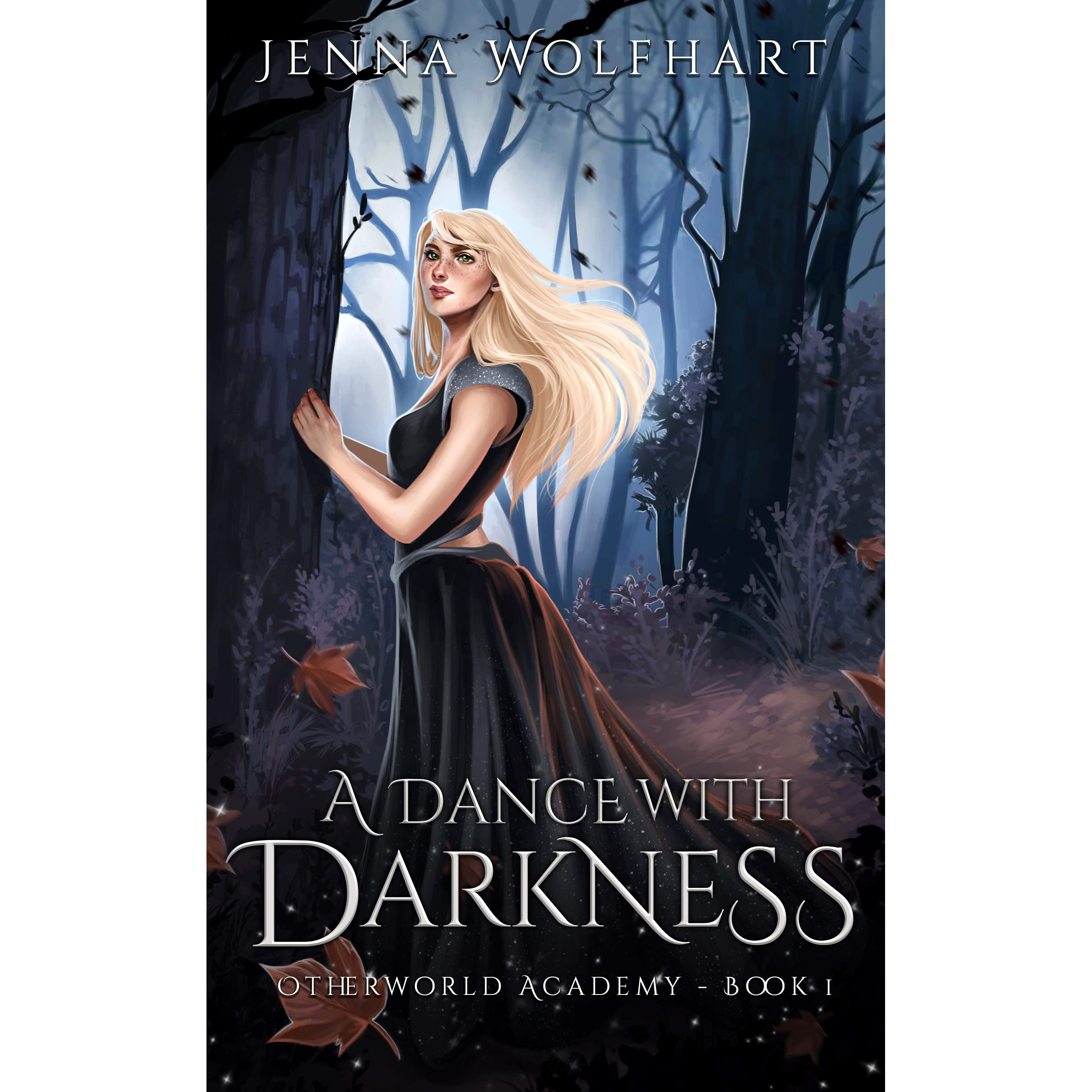 A Dance With Darkness Otherworld Academy 1 By Jenna Wolfhart