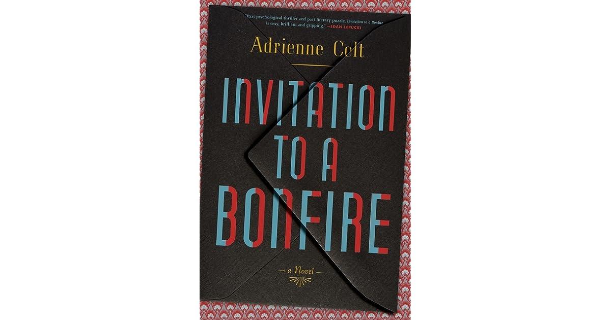 Invitation to a bonfire by adrienne celt stopboris Images