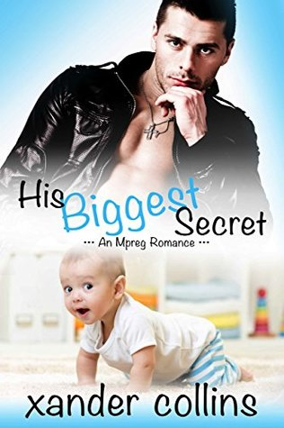 His Biggest Secret (Portville Omegaverse, #1)